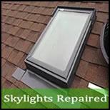 skylight leak repair Huntsville AL 35897