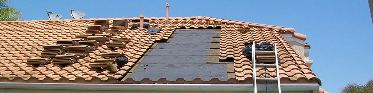 tile re roof replacement Huntsville 35897
