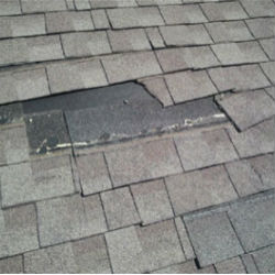 roof leak repair Marion VA