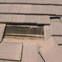 Tile Roof Leak Repairs Champlain Virginia